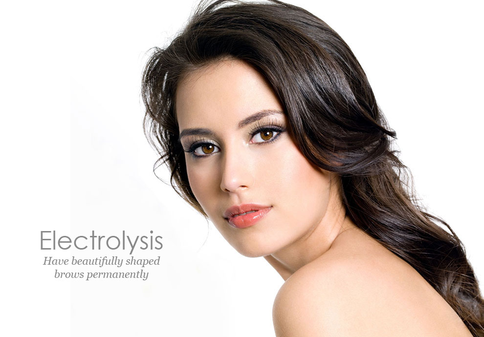Electrolysis hair removal can give you the expertly defined eyebrows you've dreamed of